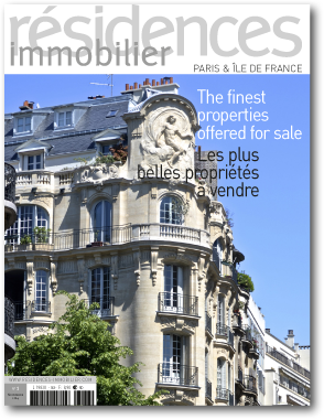 Résidences immobilier - Paris - Ile-de-France